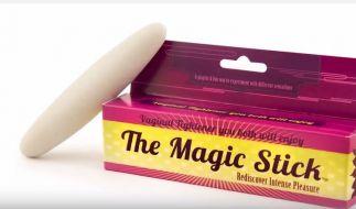 Der Vaginastick soll das Lustempfinden steigern, doch Experten warnen jetzt vor gefährlichen Nebenwirkungen! (Foto)