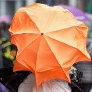 Sturm und Dauerregen! Hier drohen Unwetter (Foto)