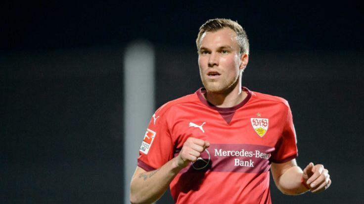 """Beim VfB Stuttgart fühlt sich Kevin Großkreutz als """"glücklichster Mensch"""" der Welt. (Foto)"""