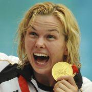 Die Ex-Schwimmerin und ihre neue große Liebe (Foto)
