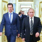 Putins Bomben töten mehr Zivilisten als Assads Armee und der IS (Foto)