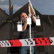 Unbekannte schießen auf AfD-Büro (Foto)