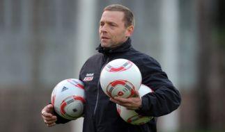 Thomas Häßler im Trainingslager mit dem 1. FC Köln im Jahr 2011. (Foto)