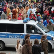 Faschings-Höhepunkt in Köln: So sorgt die Polizei für Sicherheit (Foto)