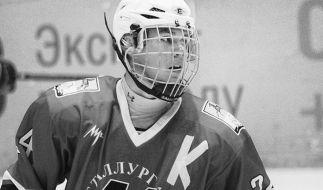 Starb nach einem Puck-Treffer im Nacken: Alexander Orekhov wurde nur 16 Jahre alt. (Foto)
