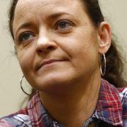 Gericht lehnt Befangenheitsantrag Zschäpes ab (Foto)