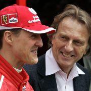 """Ex-Ferrari-Boss di Montezemolo über Schumi: """"Keine guten Neuigkeiten"""" (Foto)"""