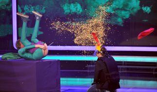 """Kunstfurzer beim """"Supertalent"""": Ja, der macht das wirklich! (Foto)"""
