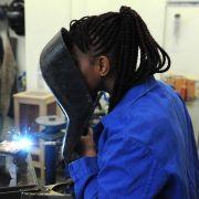 Deutscher Arbeitsmarkt kann 350.000 Flüchtlinge aufnehmen (Foto)