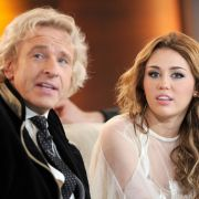 Kein Scherz! Gottschalk verkauft Miley Cyrus seine alte Bude (Foto)