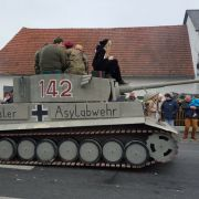 """Karneval-Schock! """"Ilmtaler Asyl-Abwehr"""" sorgt für Entsetzen (Foto)"""