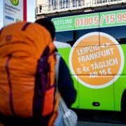 So drastisch werden die Preise der Fernbus-Fahrten zu Ostern ansteigen (Foto)