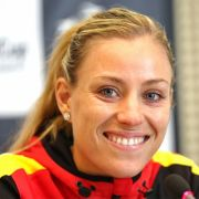 Tennis-Star Kerber will deutsche Fahne tragen (Foto)