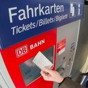 Sparpreis-Aktion: Bahn-Preise sinken wieder auf 19 Euro (Foto)