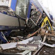 """Insasse schildert Horror-Crash: """"Wir hatten keine Chance"""" (Foto)"""