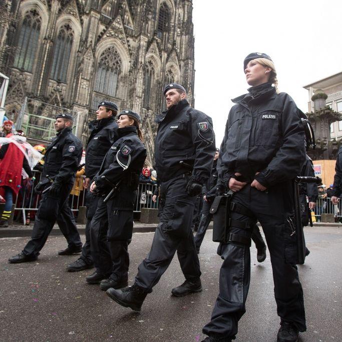 Terror, Sex-Attacken, Sturm! So war Rosenmontag in Köln wirklich (Foto)