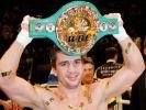 Markus Beyer nach seinem K.o.-Sieg gegen Alberto Colajanni im Jahr 2006. (Foto)