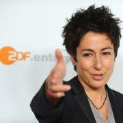 Gericht verbietet Hasskommentare gegen ZDF-Moderatorin Dunja Hayali (Foto)