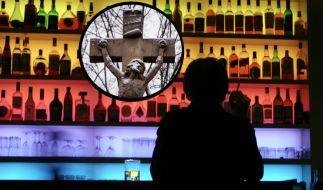 Auf Alkohol verzichten? Für viele Deutsche während der Fastenzeit angeblich kein Problem. (Foto)