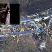Handy-Video zeigt Aufnahmen aus Unglückszug nach dem Crash (Foto)