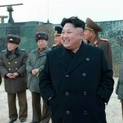 Kim Jong-un hat seinen Militärchef hinrichten lassen (Foto)