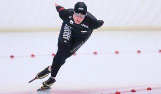 Bisher ist die Teilnahme von Claudia Pechstein bei der Eisschnelllauf-WM in Kolomna noch fraglich. (Foto)