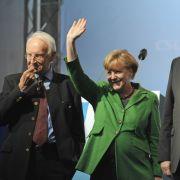 Plant die Union einen Putsch gegen Angela Merkel? (Foto)