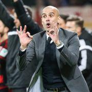 Falsches Spiel? Hat Guardiola die Bayern-Bosse getäuscht? (Foto)
