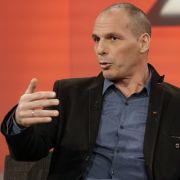 Peinlich! Yanis Varoufakis legt sich mit Sandra Maischberger an (Foto)