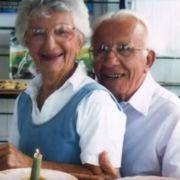 100-jähriges Ehepaar twittert Liebestipps am Valentinstag (Foto)