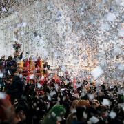 IRRE! Patienten-Akten als Konfetti beim Karneval in Dermbach (Foto)