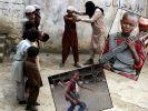 Kindheit voller Gewalt, Blut und Tod,