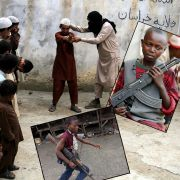 Zum Töten gezwungen! Wie Kinder als Soldaten missbraucht werden (Foto)
