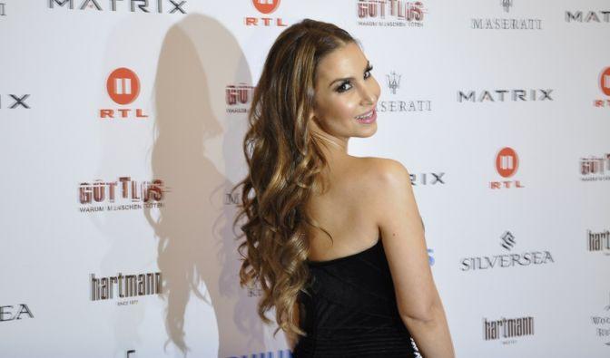 Im Blitzlicht: Schauspielerin Sila Sahin. (Foto)