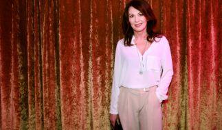 Iris Berben sprach in einem Interview über heiße Nächte im Kino. (Foto)