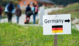 ISIS-Attentäter wurden nach einem Hinweis des deutschen Verfassungsschutzes in einem Flüchtlingsheim in Salzburg festgenommen. (Foto)