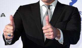 Hollywood-Schauspieler Ralf Möller ließ sich bei der Neuauflage der versteckten Kamera ganz schön foppen. (Foto)