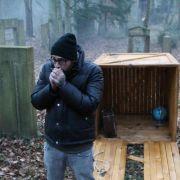 Sido auf dem Friedhof! So wäre sein Leben als Bestatter (Foto)