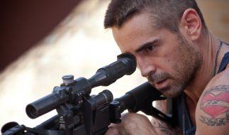 Victor (Colin Farrell) hat den Mörder seiner Familie im Visier. (Foto)