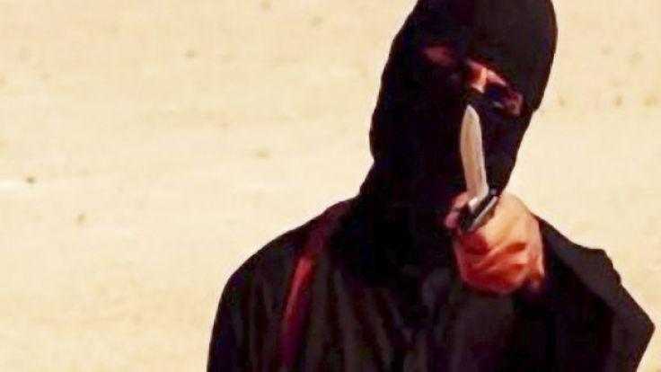 Screenshot einer Szene aus einem Video, das von der Terrormiliz Islamischer Staat (IS) veröffentlicht wurde. (Foto)