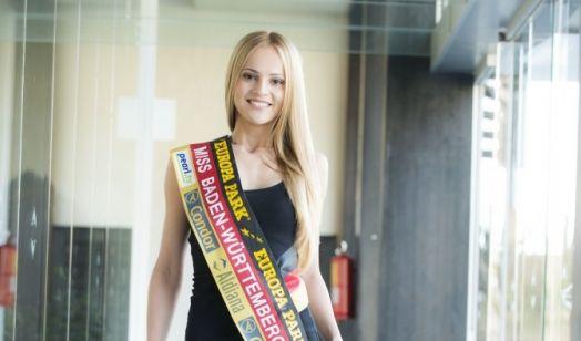 Miss Baden-Württemberg 2016: Elisabetha Sadykov ist 24 Jahre alt und studiert Business Administration. Zu ihren Hobbies zählen Aqua Zumba, Fitness und Freunde treffen. (Foto)