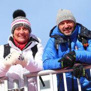 1980 heiratete sie den Skirennläufer Christian Neureuther. Ihr gemeinsamer Sohn Felix Neureuther teilt die Leidenschaft seiner Eltern und fährt ebenfalls für Deutschland.
