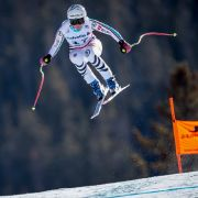 Auch Viktoria Rebensburg glänzte im alpinen Skiweltcup vor allem im Riesenslalom. Bislang gehen 12 Weltcupsiege auf ihr Konto.
