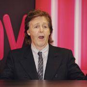 Paul McCartney bei Grammy-Party abgewiesen (Foto)