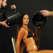 Reiner Zucker! Sounverschämt sexy räkeln sich die Kandidatinnen (Foto)
