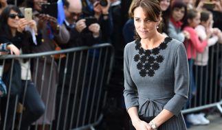 Wie geht es Herzogin Kate wirklich? (Foto)