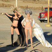 Beim Entscheidungswalk müssen die Mädchen Heidi Klums Lingerie-Kollektion präsentieren.