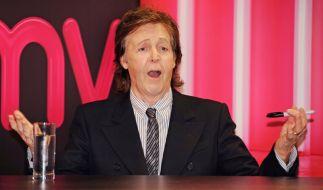 Ex-Beatle Paul McCartney wurde auf einer Grammy-Party vom Türsteher abgewiesen. Diesen Stars ging es ähnlich. (Foto)