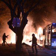 Türkei macht PKK für jüngsten Terror verantwortlich (Foto)