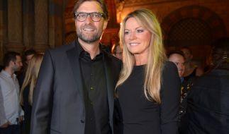 Jürgen Klopp mit Ehefrau Ulla. (Foto)